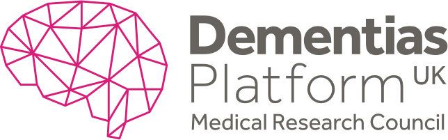 Dementias Platfrom UK logo